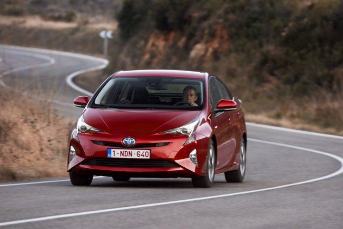 Toyota Prius IV : plaisir écolo-compatible