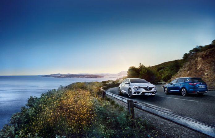 La Renault Mégane Estate fait ses gammes
