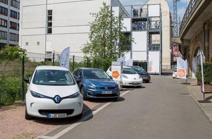 Renault partenaire du projet européen de recharge rapide Fast-E
