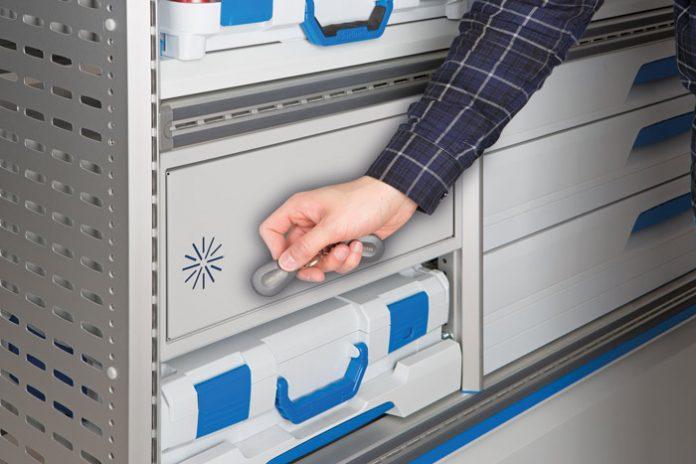 Un coffre sécurisé pour les utilitaires