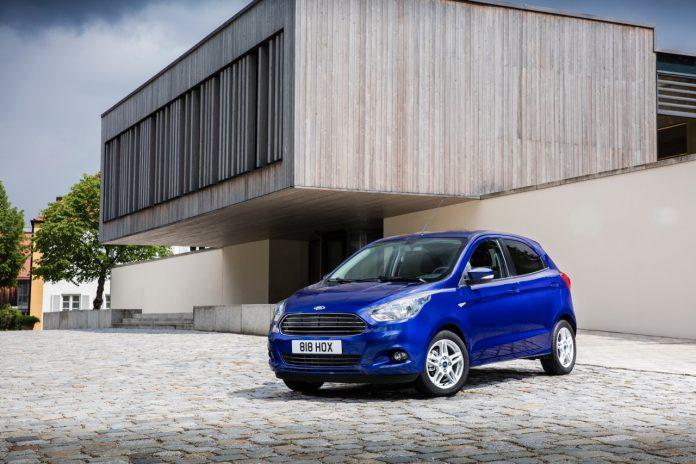 Ford Ka+ : format XXL, prix « small »