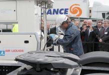 Air Liquide inaugure une station multi-énergies propres en France