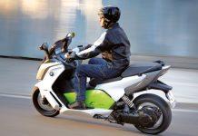 Deux-roues électriques - BMW C-Evolution