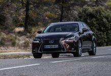 Lexus GS 300h : l'hybride réaffirmé