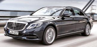 Essai flash >> Mercedes Classe S : la classe supérieure
