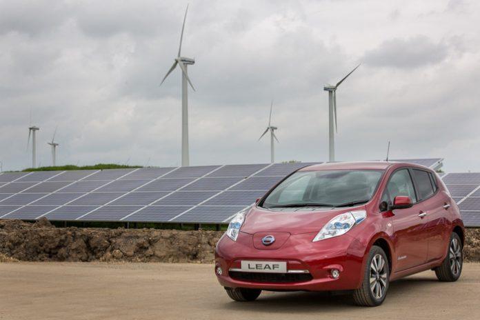 Du photovoltaïque pour l'usine anglaise de Nissan