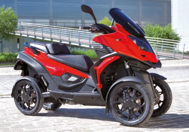 Motos et scooters : les troisièmes roues de la flotte ?