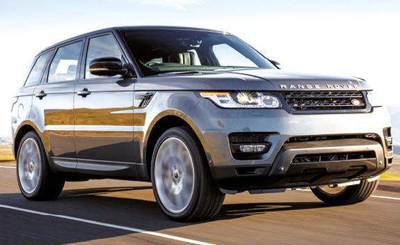 Le Range Rover Sport offre le choix : TDV6 3.0 de 258 ch à 182 g (à partir de 64 000 euros), TDV6 3.0 de 306 ch à 185 g (80 900 euros), SDV8 4.4 de 339 ch à 219 g (90 900 euros). Sans oublier un SDV6 3.0 Hybride diesel de 354 ch à 164 g (90 600 euros).