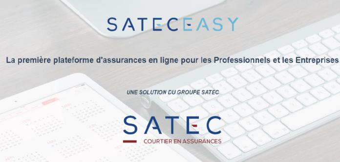Sateceasy : une plate-forme digitale d'assurance pour les flottes