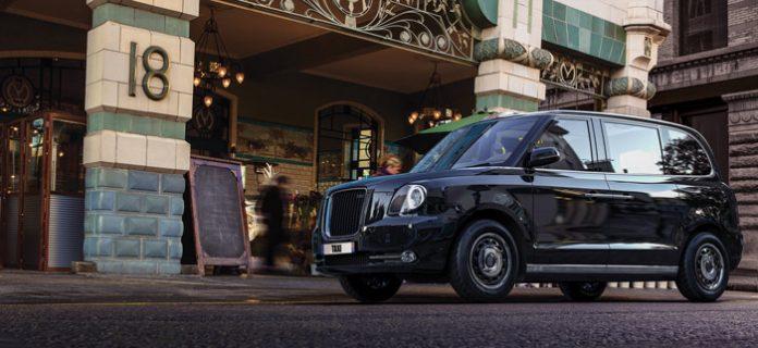 Le Black Cab s'électrise et vise le Vieux Continent