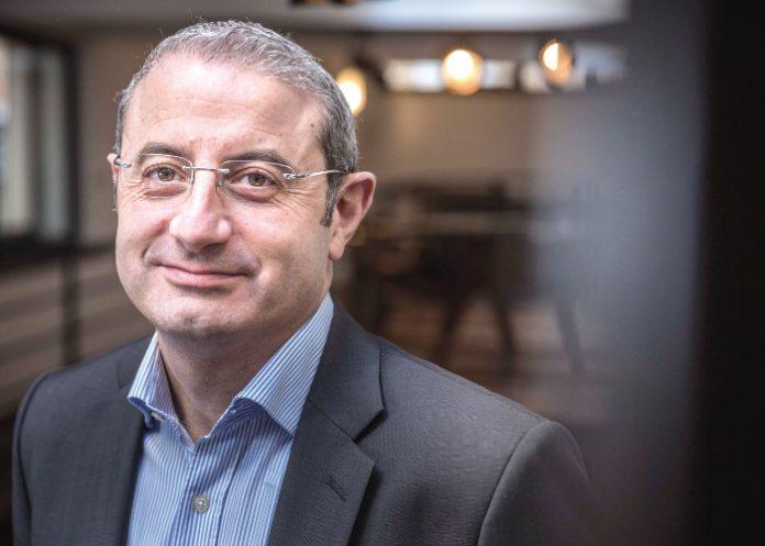 Stephane Schriqu, directeur commercial France de Tomtom Telematics