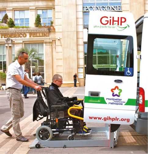 Pour le transport de personnes handicapées, le Groupement pour l'insertion des personnes handicapées physiques du Languedoc Roussillon mise sur l'éco-conduite auprès de ses chauffeurs (voir le témoignage).