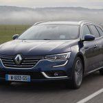 Renault Talisman Estate : le break lui va bien