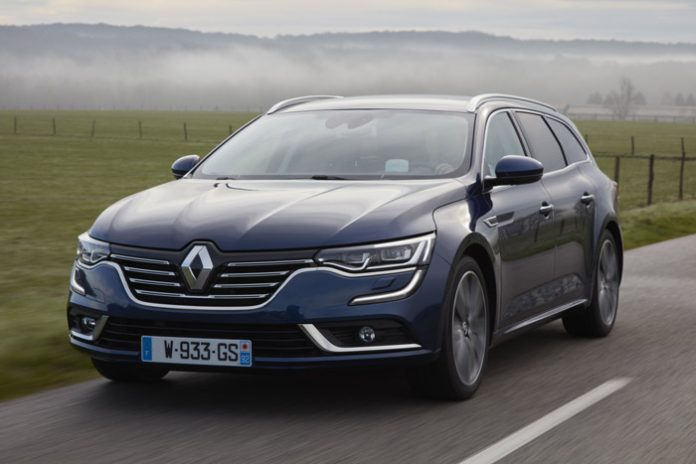 Renault Talisman Estate : le break lui va bien