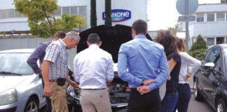 Danone produits frais France : des formations et du suivi