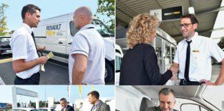 Renault Pro+ : un réseau à la mesure des professionnels