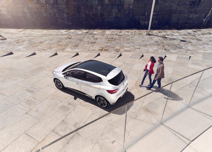 Renault Clio IV restylée : une version limitée pour son arrivée