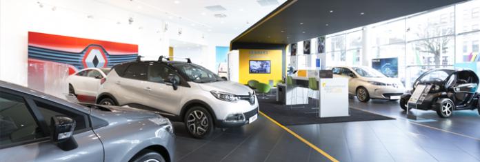 Renault Mobility : l'offensive de Renault dans l'autopartage
