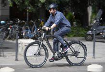 Piaggio Wi-Bike :le high-tech sur piste cyclable