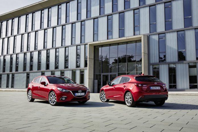 Mazda3 1.5D : très homogène