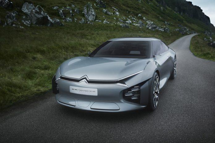 Mondial de l'automobile : Citroën présente le CXperience Concept