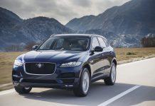 Jaguar F-Pace : le SUV version félin