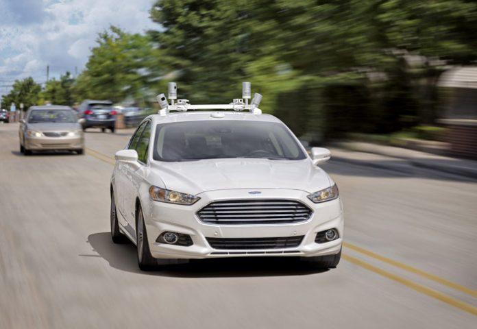 Voiture autonome : Ford table sur 2021