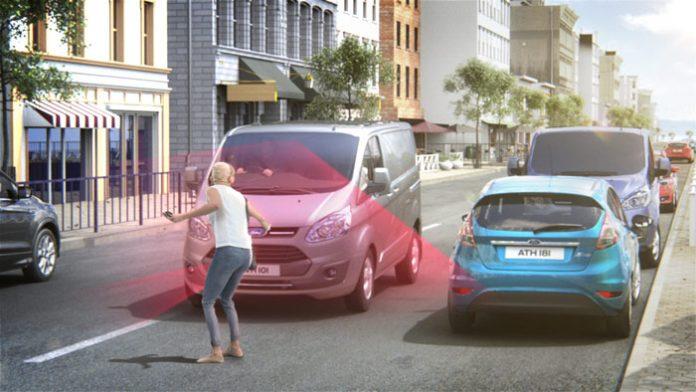 Ford renforce la sécurité de ses VUL
