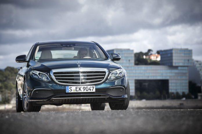 Mercedes Classe E : une Classe au-dessus