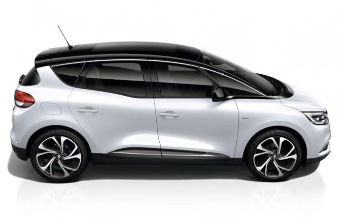 Renault Scénic IV : les gammes et tarifs