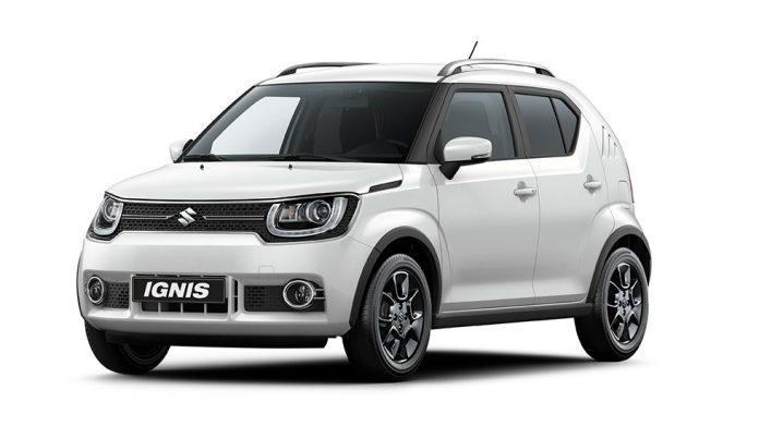 Mondial de l'automobile : les SUV à l'honneur chez Suzuki