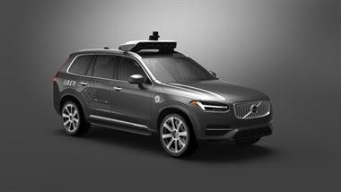 Voiture autonome : Volvo et Uber s'associent