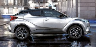 CH-R, le SUV urbain  façon Toyota