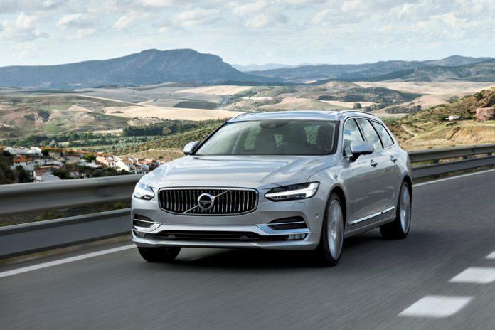 Volvo V90 D5 : le suédois raccroche le peloton du luxe