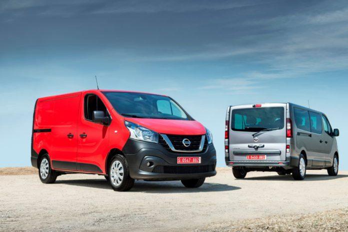 IAA Hanovre 2016 : Nissan présente le NV300