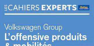 CAHIER EXPERT VOLKSWAGEN GROUP - L'offensive produits et mobilités