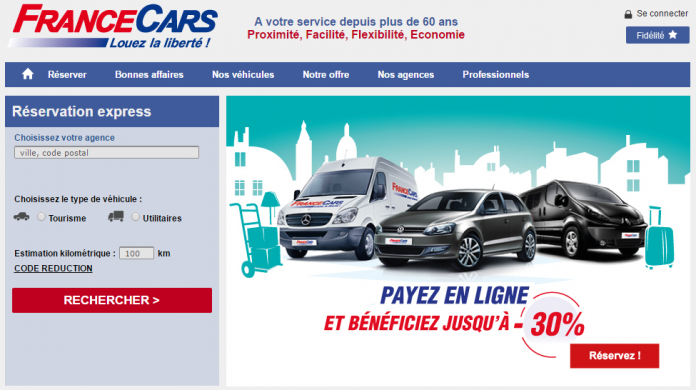 Avis Budget Group s'offre France Cars