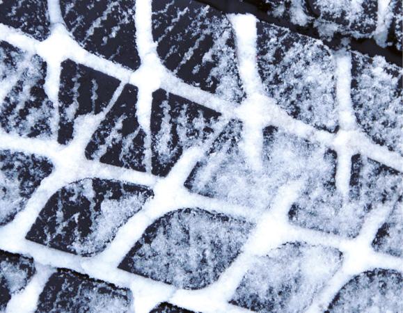 Des pneus hiver plus performants