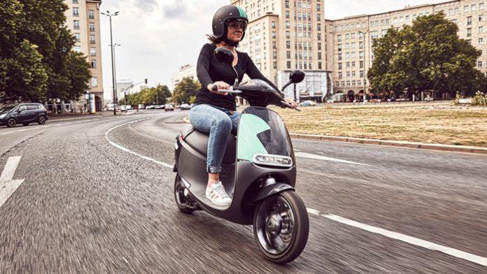 Bosch lance des scooters en libre-service à Berlin