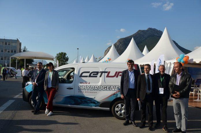 367 km d'autonomie pour un véhicule hydrogène