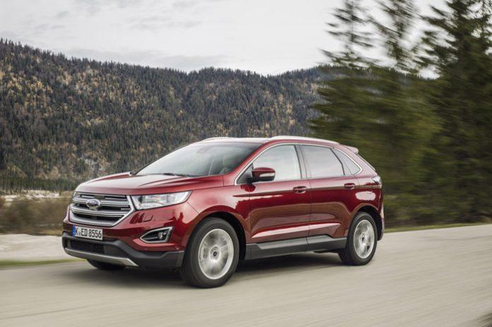 Ford Edge : le rêve premium américain