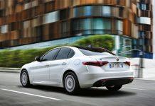 Alfa Romeo Giulia : une version flotte début 2017