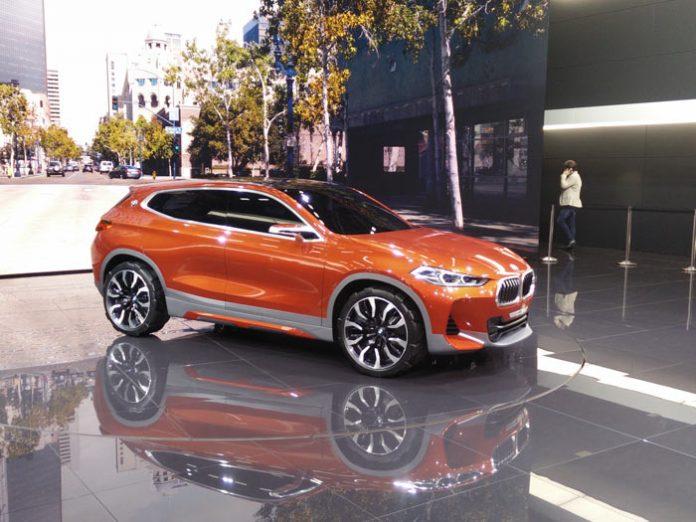 Mondial de Paris 2016 : BMW joue sur toute la gamme