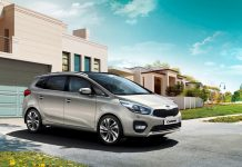 Kia Carens : la version restylée se montre