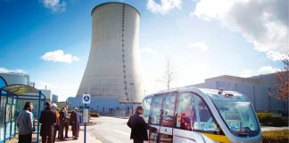 CNPE Civaux : le laboratoire électrique