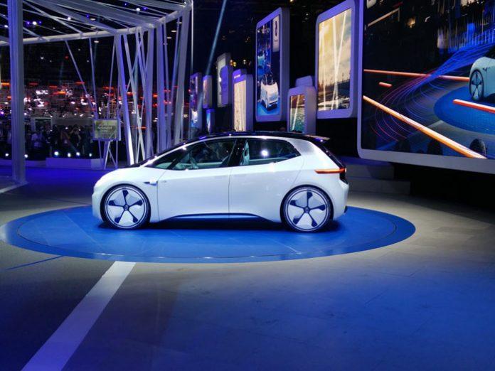 Mondial de Paris 2016 : Volkswagen, une certaine I.D. de l'électrique