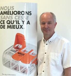 Témoignage de Jean-Luc Lepvrier, Wago Contact :