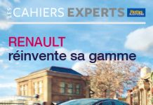 Cahiers Experts Renault réinvente sa gamme