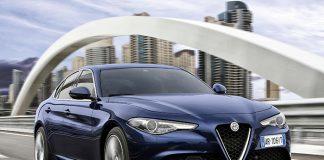 Alfa Romeo Giulia : forza Italia