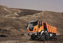 131 Astra HD9 Iveco équipés pour des relevés sismiques